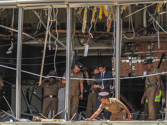 Sri Lanka bombings: 'Several' Americans among 200+ killed in blasts at churches, hotels