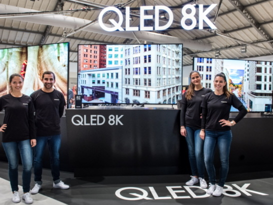 Samsung Electronics Underscores Its Commitment to 8K Technology at QLED Summit in New York