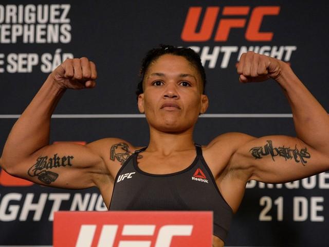 Sijara Eubanks wants first UFC finish against Bethe Correia