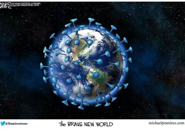 Exposing The New Fault Lines In A Post-Globalized World