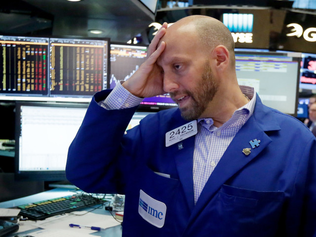 Stock Market Closes Off Lows For The Day But Fall Caps Worst Week Since 2008 On Coronavirus Panic