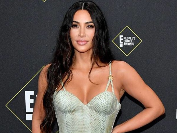 "Kim Kardashian Is on a Mission to Make the World ""Safe and Fair"" For Her Kids"