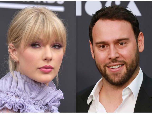 Scooter Braun breaks silence on Taylor Swift dispute, death threats and 'toxic division'