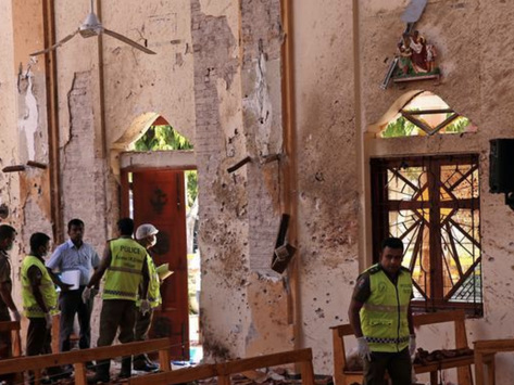 Jihadist Group Blamed For Sri Lanka Easter Suicide Attacks, As Death Toll Hits 290