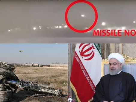 """Iranian Military Now Claims US """"Cyberattack"""" Brought Down Passenger Plane"""