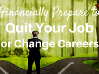 Changing Careers? 5 Ways to Be Financially Prepared