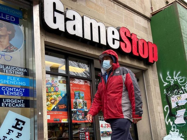 If you joined the GameStop frenzy or dabbled with bitcoin, get ready for the tax man