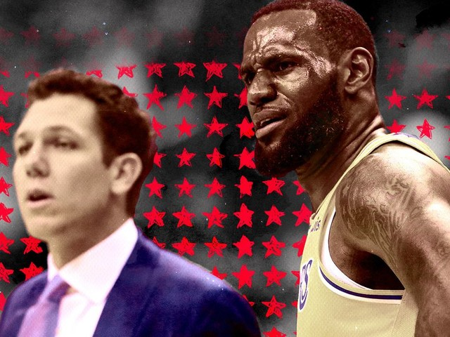 11 questions about LeBron James and the Lakers' likely search for a new coach