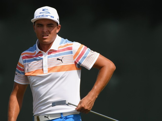 U.S. Open 2017 leaderboard scores: Rickie Fowler leads after Thursday's first round at Erin Hills