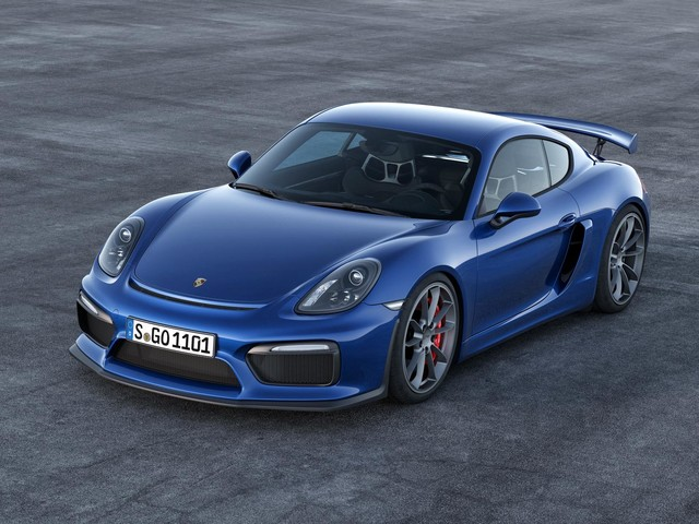 Porsche 718 Cayman T Likely on the Way for 2019