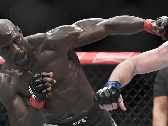 UFC on FOX 26's Jared Cannonier talks Cormier-Oezdemir: 'I have DC in any fight, until he faces me'