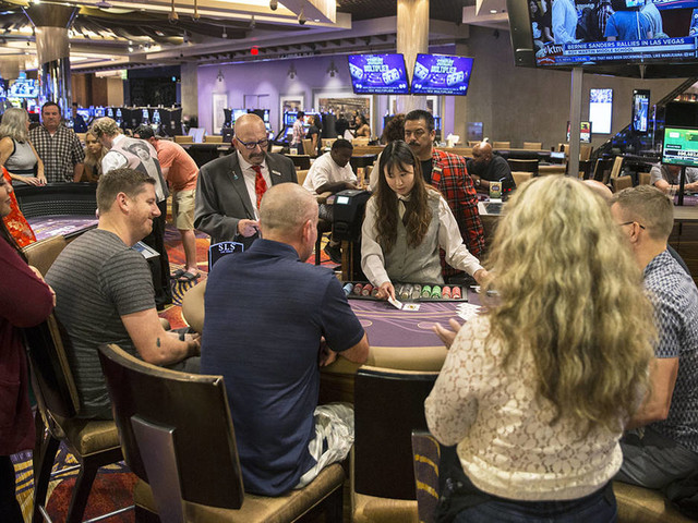 Gaming tax hike plan adds tinder to Nevada's legislative races