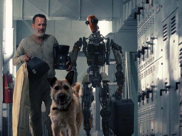 'Finch' Trailer: Tom Hanks Sets Out On A Roadtrip With Canine & Robot Pals In Post-Apocalyptic Apple Original