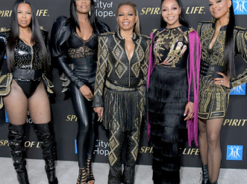 HOLD ON! All Five En Vogue Singers Come Together To Pay Tribute To Sylvia Rhone