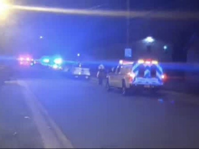 Officer involved shooting in North Charlotte