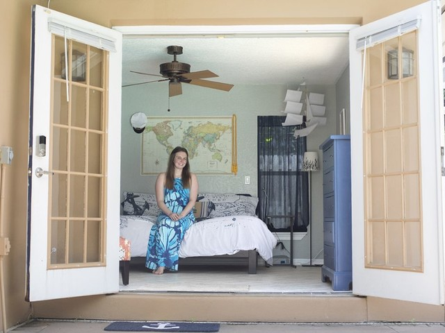 How This Woman Bought Her Dream Home While Making Less Than $60K