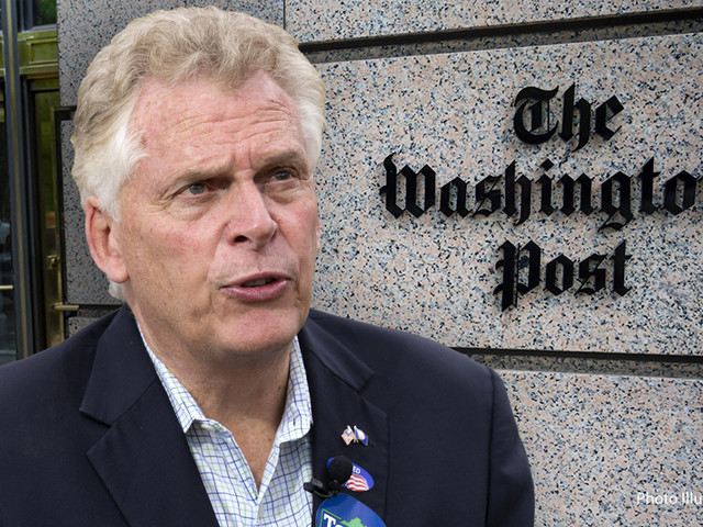 Washington Post fact-checker admits he repeatedly punted McAuliffe's COVID claims that got 'Four Pinocchios'