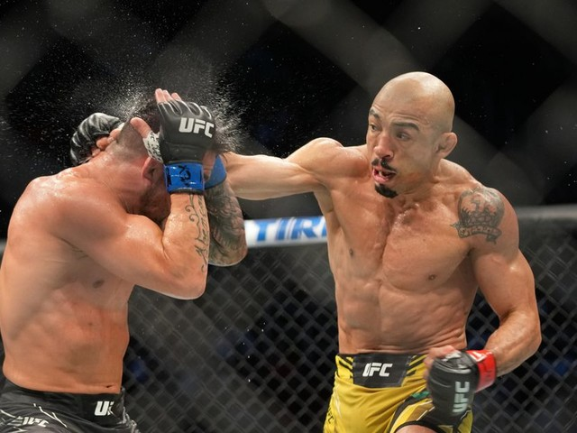 Aldo doesn't want to fight Cruz, he's waiting for Dillashaw