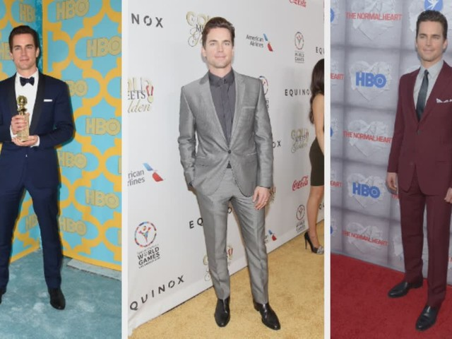 Our 10 Favorite Matt Bomer Red Carpet Pics (2010 – 2015)