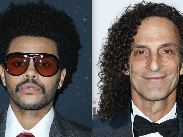 Weeknd/Kenny G Collab Joins American Music Awards Lineup, Along With Lewis Capaldi, Dan + Shay and More