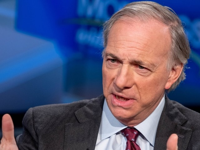 Ray Dalio warns of a 'great sag' in the global business cycle, and central banks can't do much to stop it