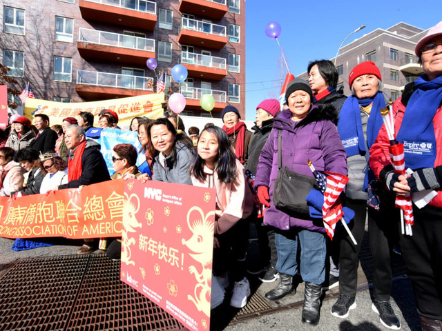 Lunar New Year Parade marches through Bensonhurst