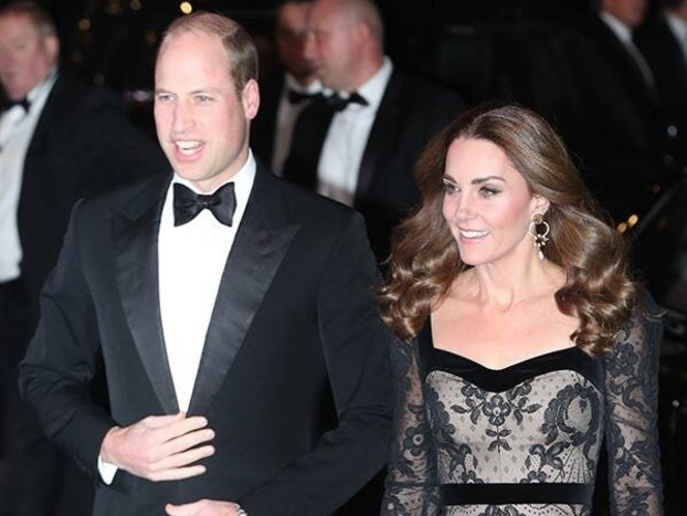 Kate Middleton and Prince William Turn Their Royal Outing Into a Glamorous Date Night