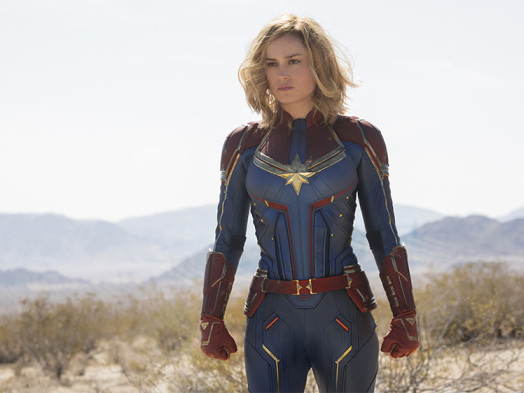 'Captain Marvel' Sequel in Development