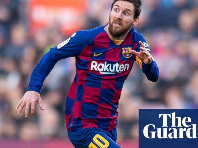 Lionel Messi admits he sees 'weird things happening' at Barcelona