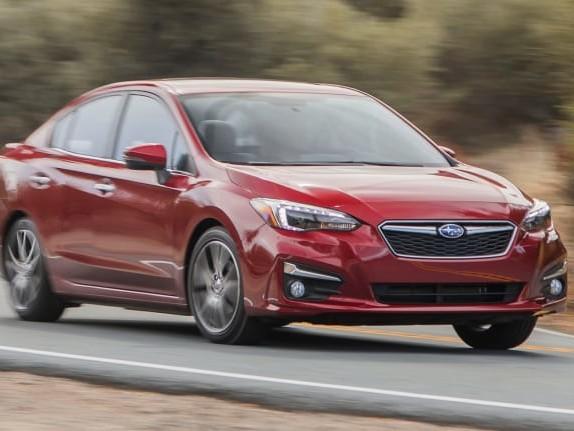 2018 Subaru Impreza: What's Changed