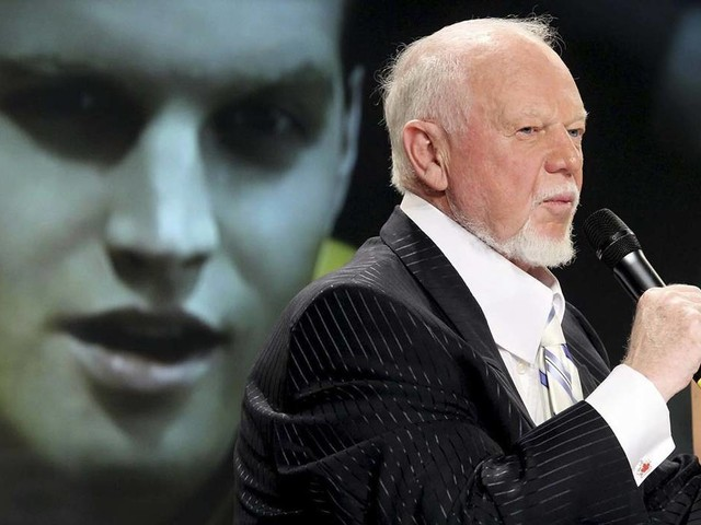 Hockey commentator Don Cherry fired after rant about immigrants