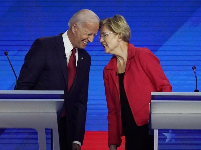 Elizabeth Warren builds lead over Joe Biden across early states: poll