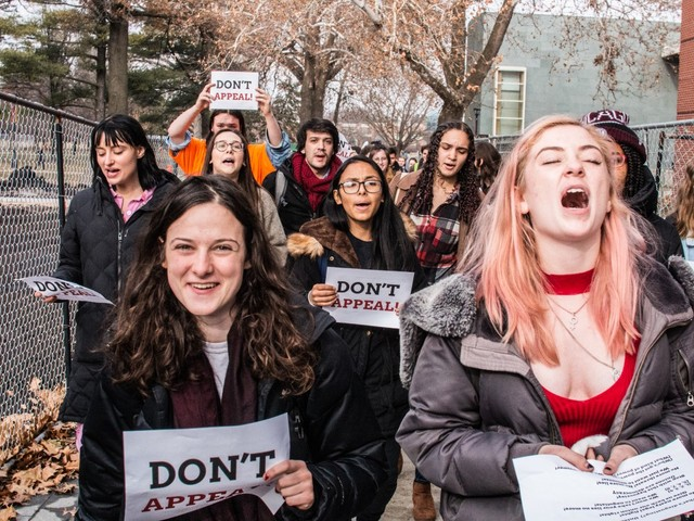 Grinnell administrators to appeal student workers' union