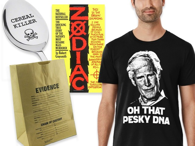 8 Holiday Gifts for True Crime Fans