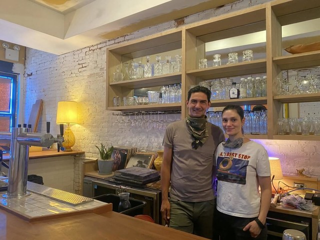 New Prospect Heights eatery built under quarantine nears completion