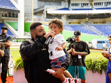 Celeb Kids Have Better Birthdays Than Most Of Us: Batter Up For Asahd's 2nd Birthday Party + Tristan & Khloe Throw True A 'Half' Birthday Party