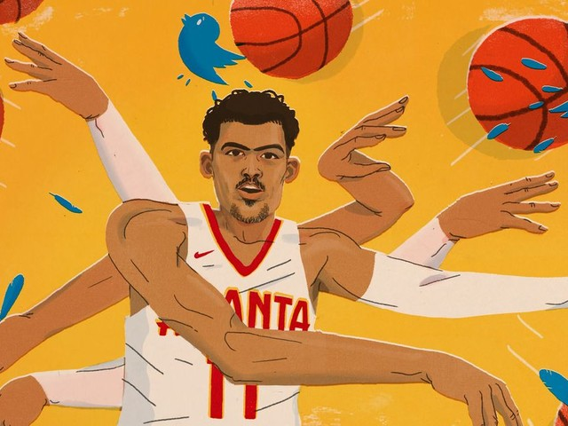 Trae Young Is Passing With Flying Colors