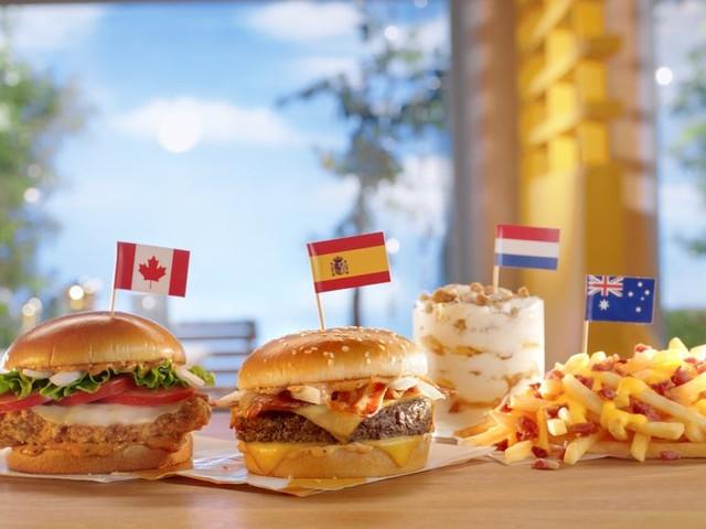 25 Weird and Wonderful McDonald's International Menu Favorites