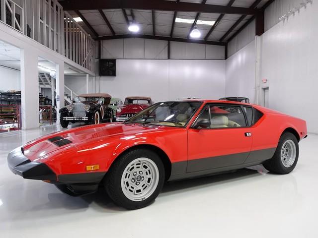 1983 DeTomaso Pantera GTS