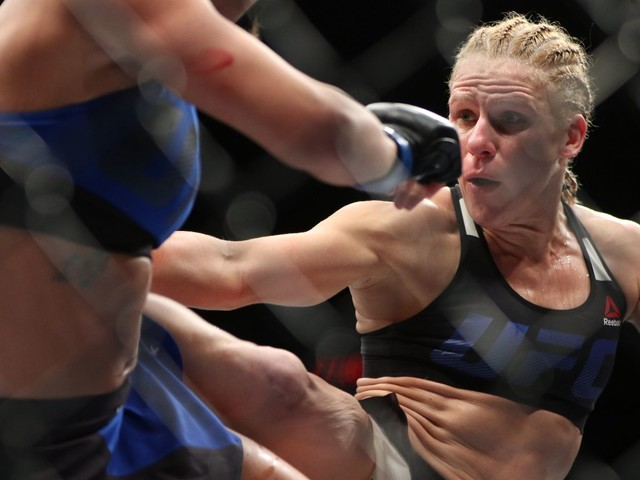 UFC OKC's Justine Kish: I think Felice Herrig gives up 'when things don't go her way'