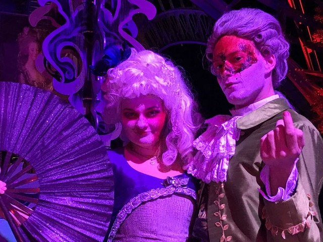 Best horror attractions 2019: 'Halloween Haunt' (Kings Dominion, Doswell, Virginia)