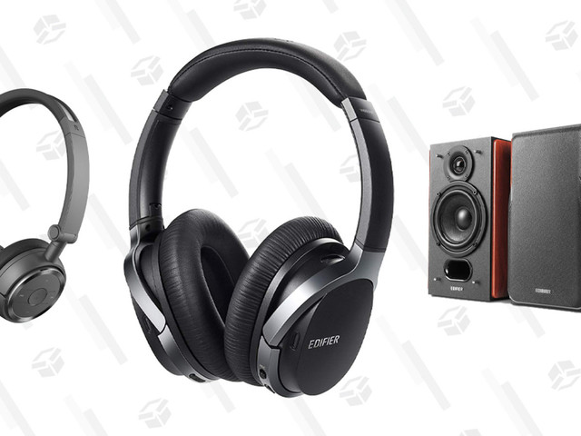 Listen Up: A Bunch of Edifier Products Are On Sale Right Now