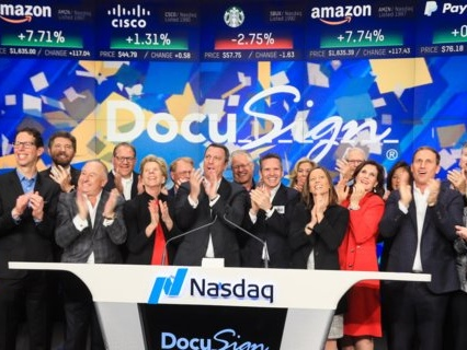 Wall Street loves the 'boom' in big tech IPOs this year — but really, it's just a case of lowered expectations (MSFT, GOOG, GOOGL)