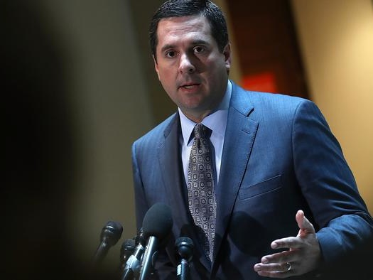 Rep. Nunes Wins Major Victory In Defamation Case Against Ryan Lizza And Hearst