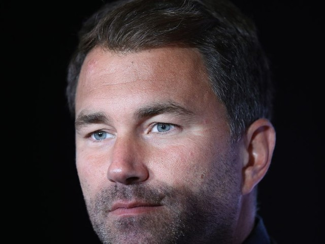 Hearn: Zuffa Boxing can't 'dominate' and 'control' fighters like in UFC