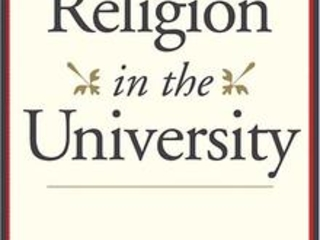 "Review of Nicholas Wolterstorff, ""Religion in the University"""