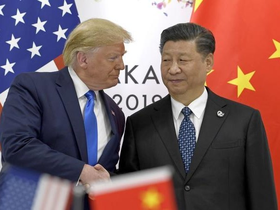 "Ceasefire: US, China Trade Talks ""Back On Track"" After Trump Concedes On Huawei"