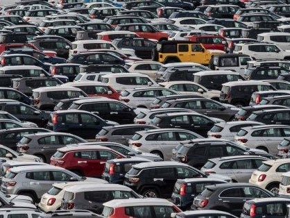 European Car Sales Fall For Fifth Month In A Row