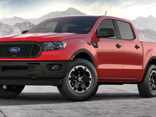 2021 Ford Ranger Gets New STX Special Edition Package For $995