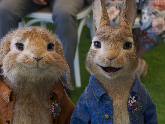 'Peter Rabbit 2: The Runaway' Trailer: First Look At James Corden's Next Easter Delivery